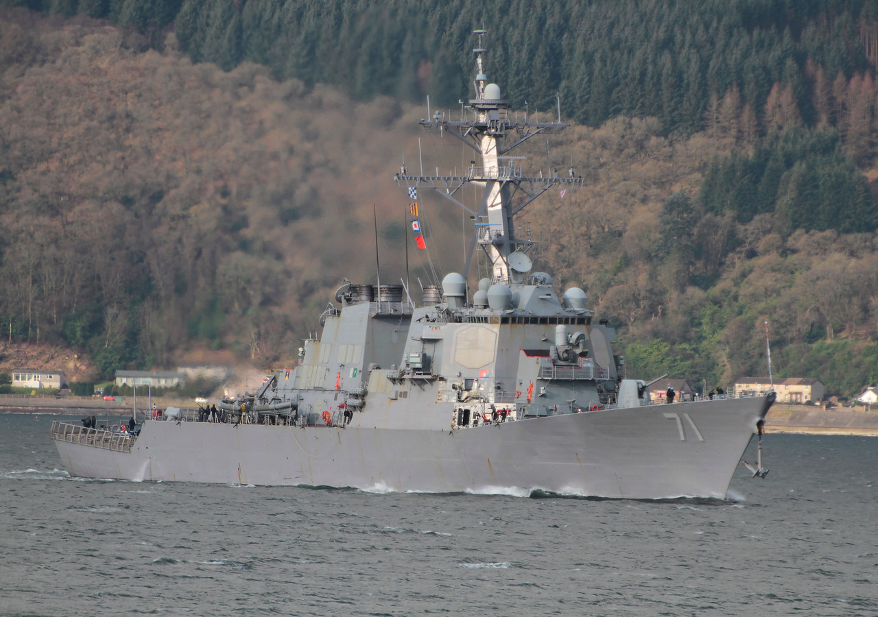 DDG-71 USS ROSS