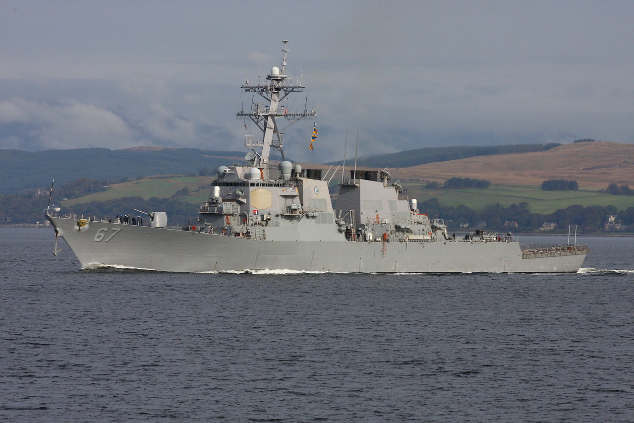 DDG-67 USS COLE