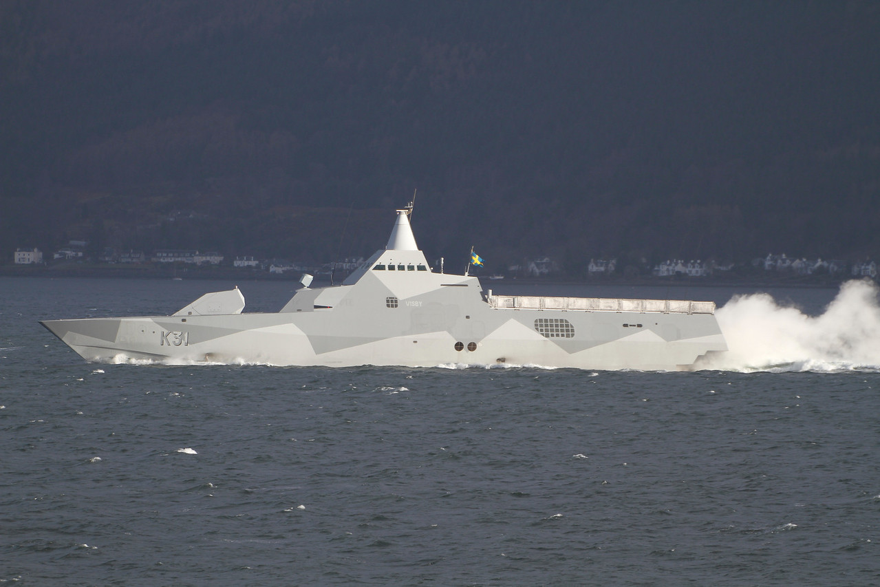 K-31 HMS VISBY