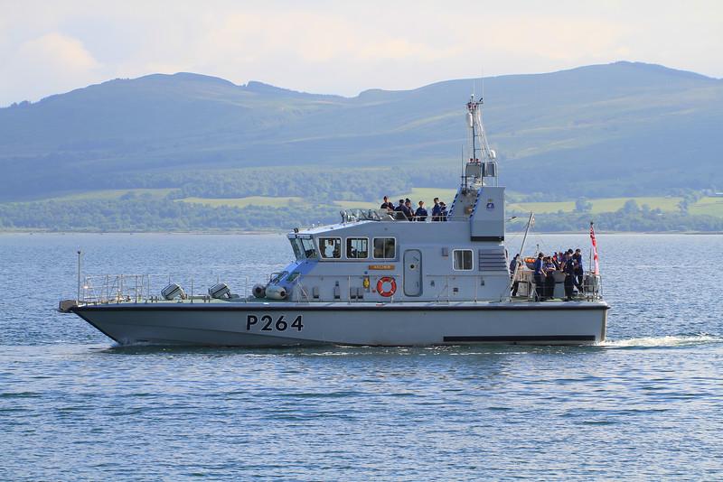 P-264 HMS ARCHER