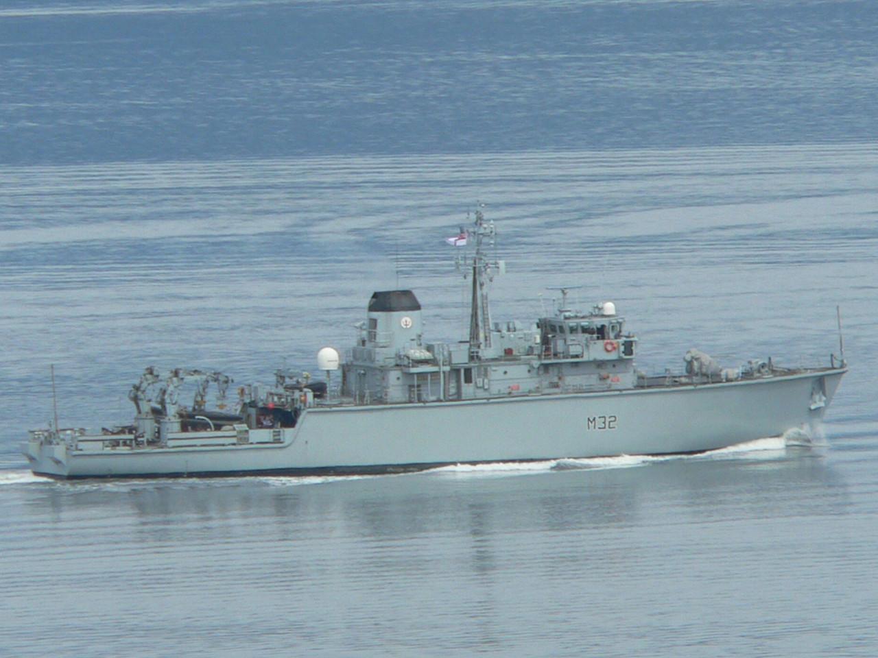 M-32 HMS COTTESMORE