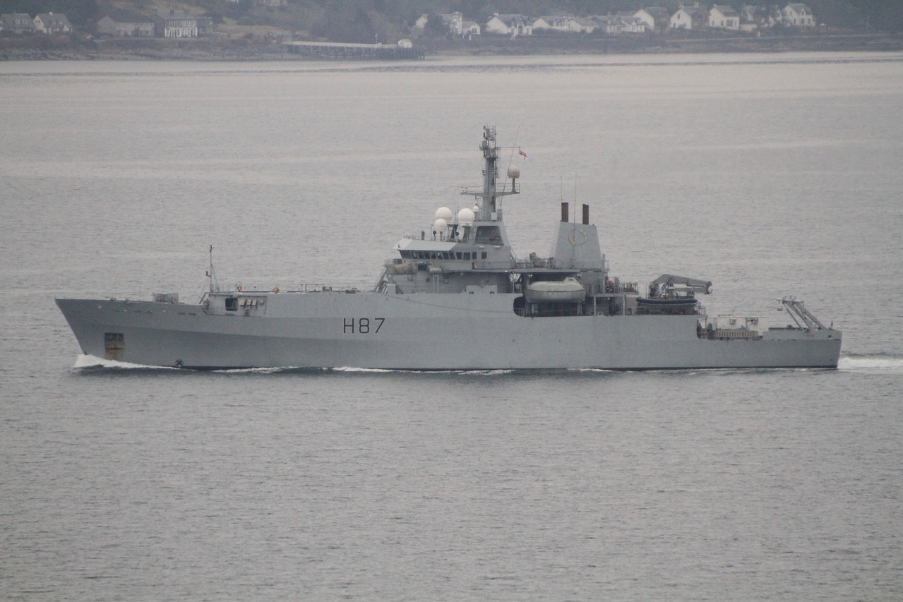 H-87 HMS ECHO