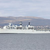 L-15 HMS BULWARK, UK, River Clyde April 2012