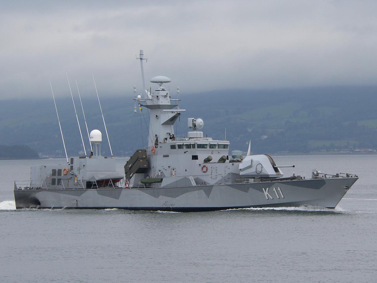 K-11 HMS STOCKHOLM