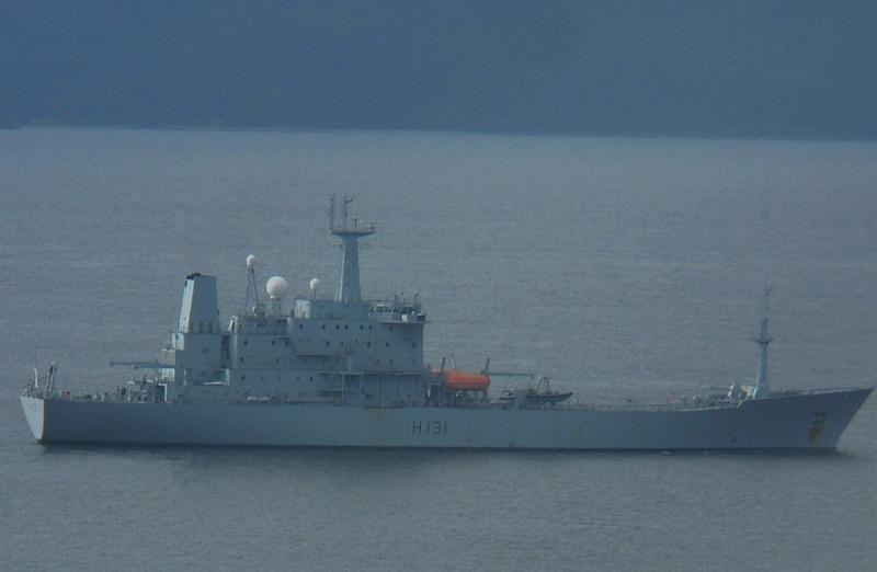 H-131 HMS SCOTT