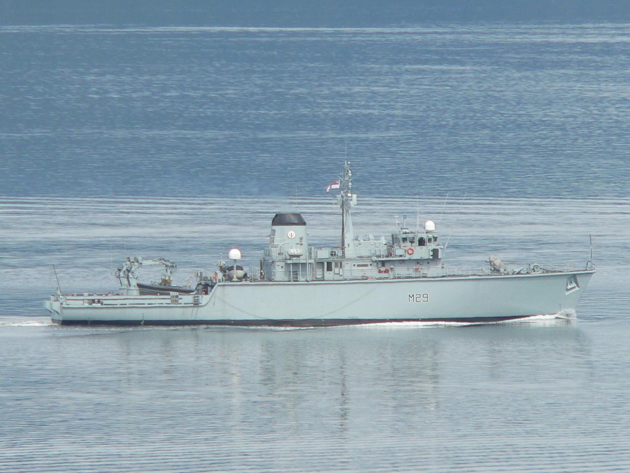 M-29 HMS BRECON
