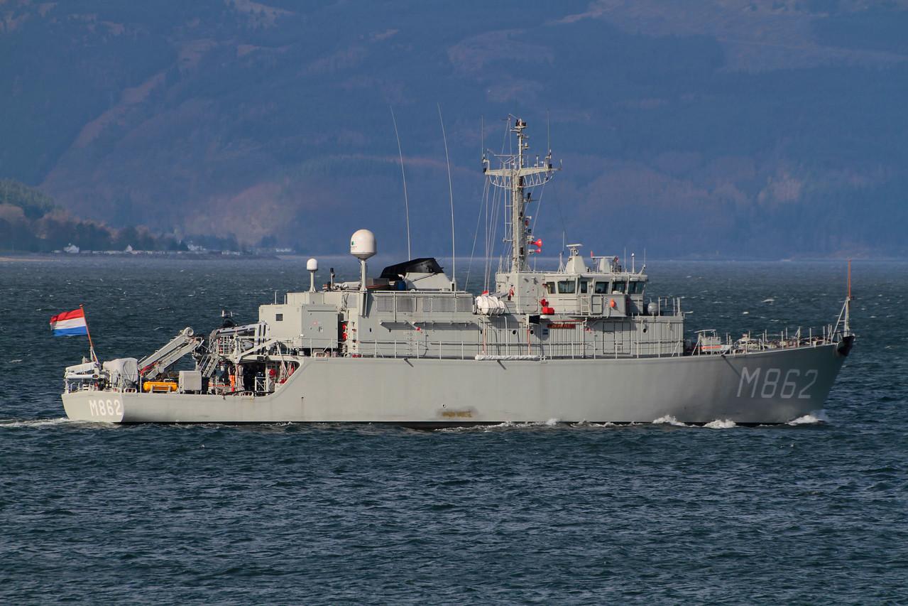 M-862 ZrMs ZIERIKZEE