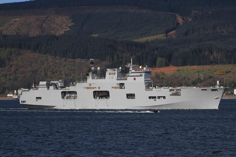 L-12 HMS OCEAN