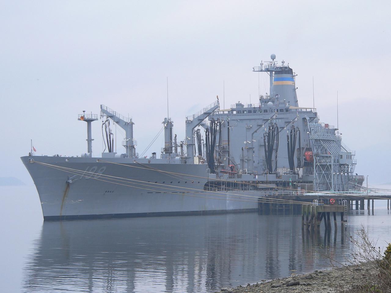 T-AO-198 USNS BIG HORN
