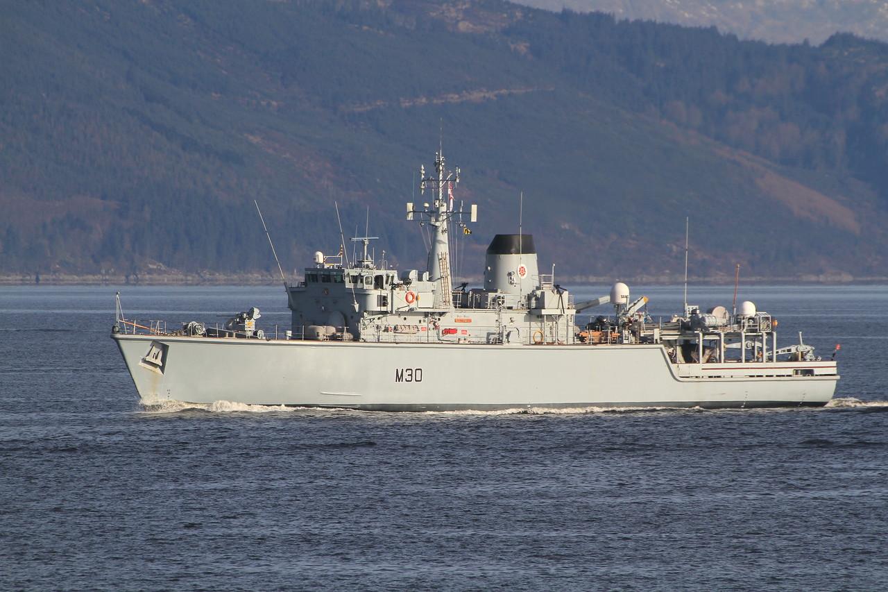 M-30 HMS LEDBURY