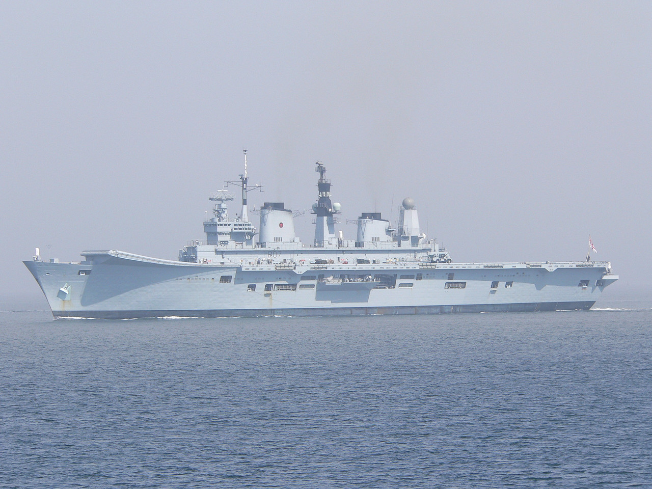 R-07 HMS ARK ROYAL