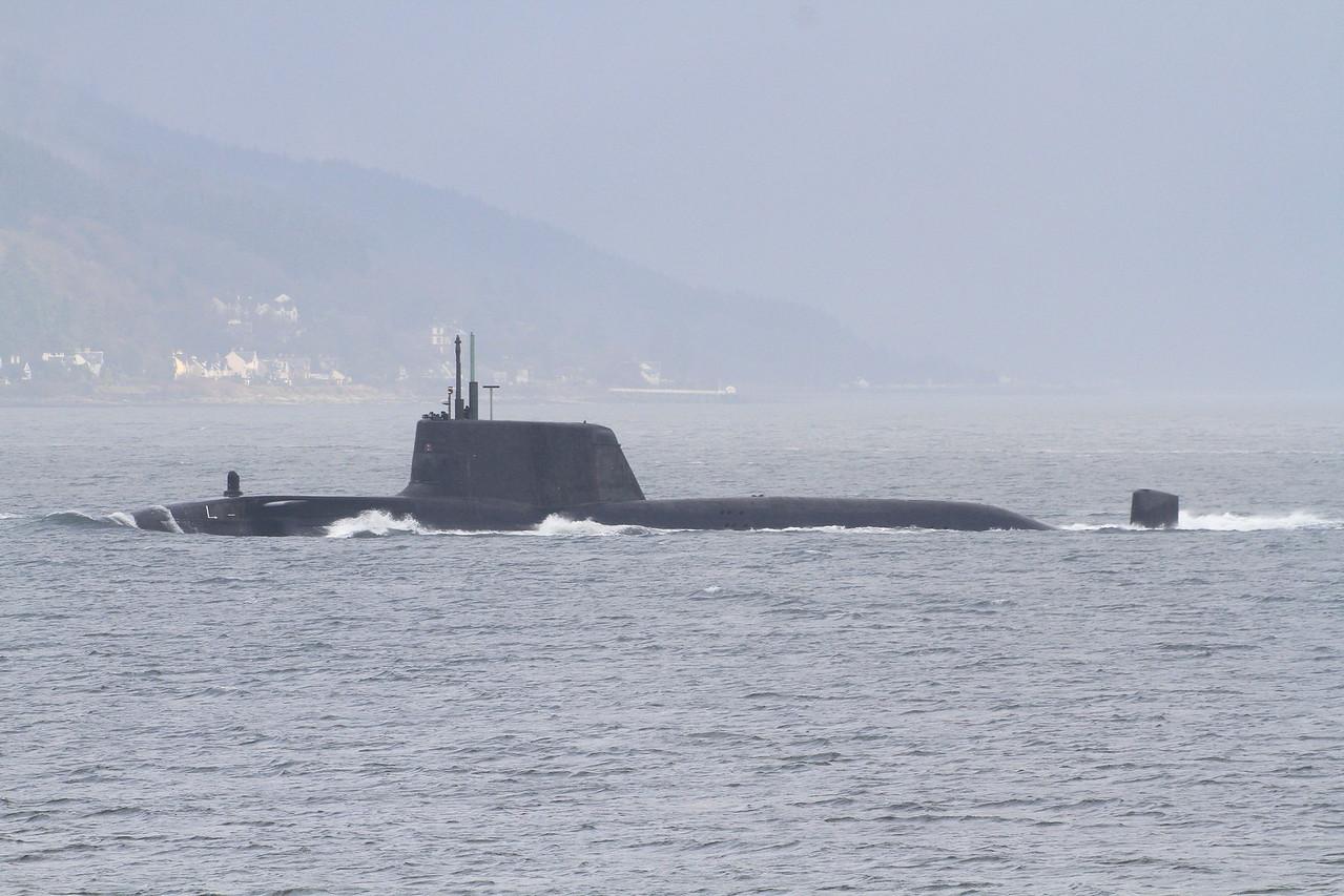 S-119 HMS ASTUTE