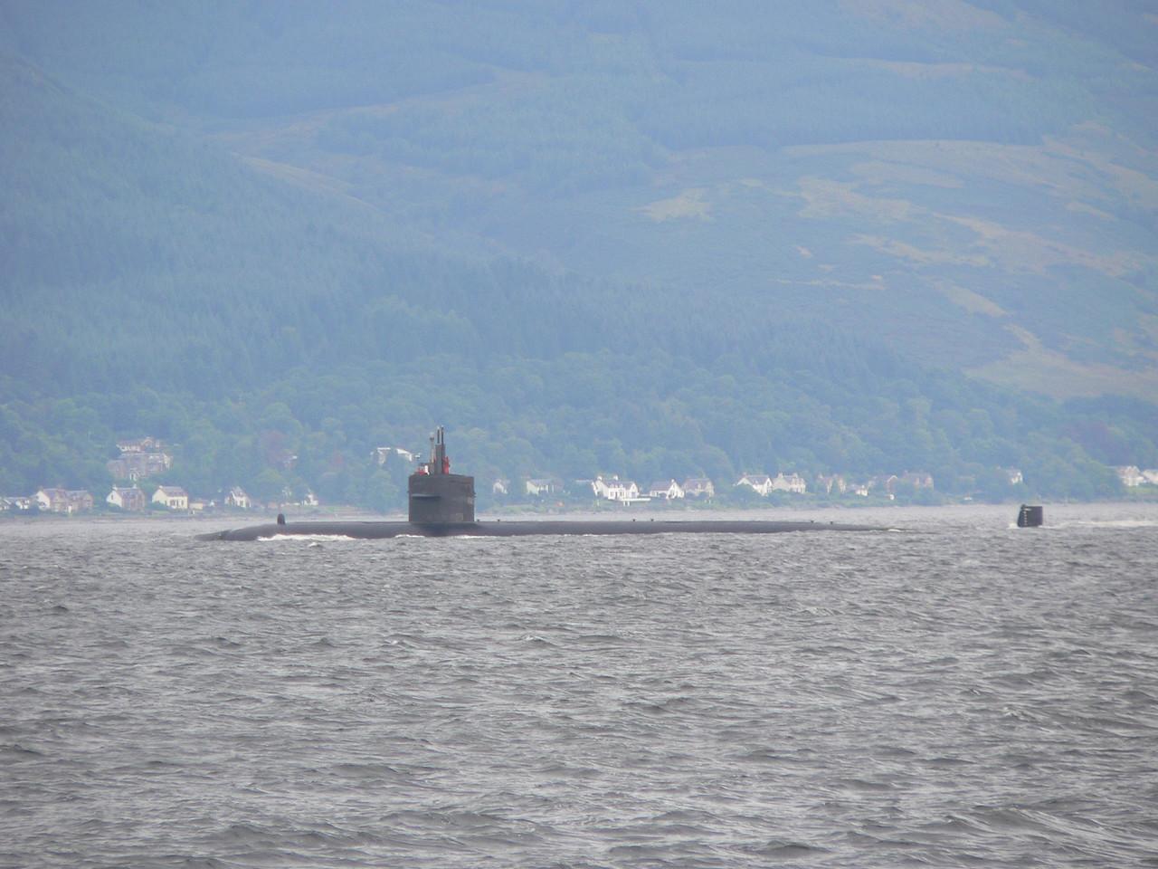 SSN-699 USS JACKSONVILLE