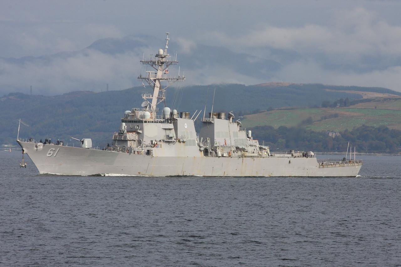 DDG-61 USS RAMAGE