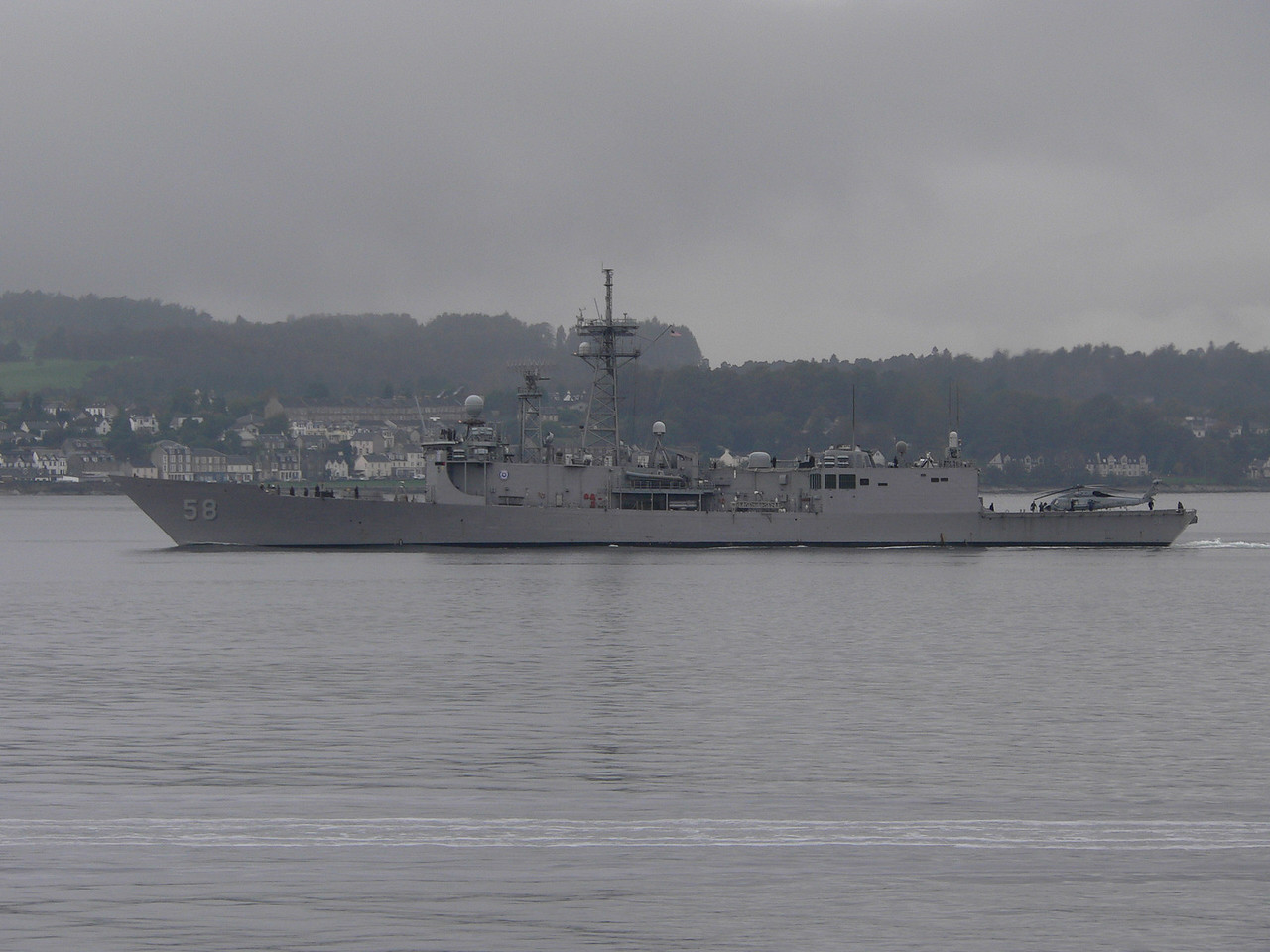 FFG-58 USS SAMUEL B ROBERTS