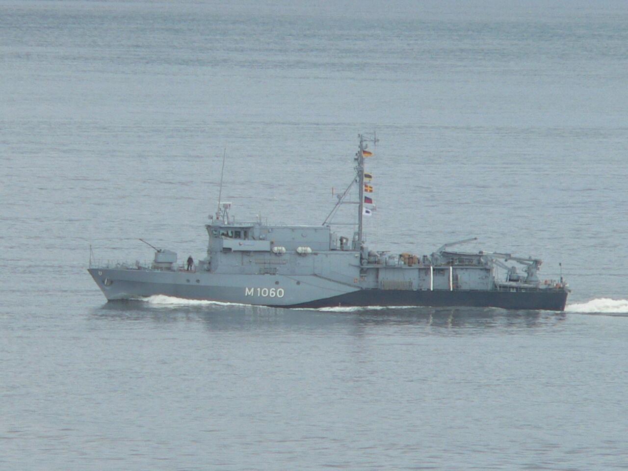 M-1060 FGS WEIDEN