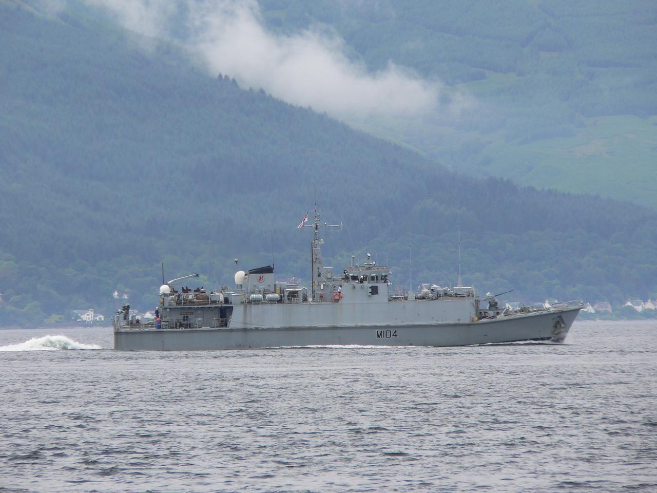 M-104 HMS WALNEY