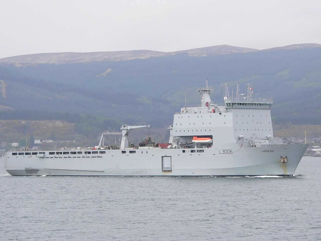 L-3006 RFA LARGS BAY