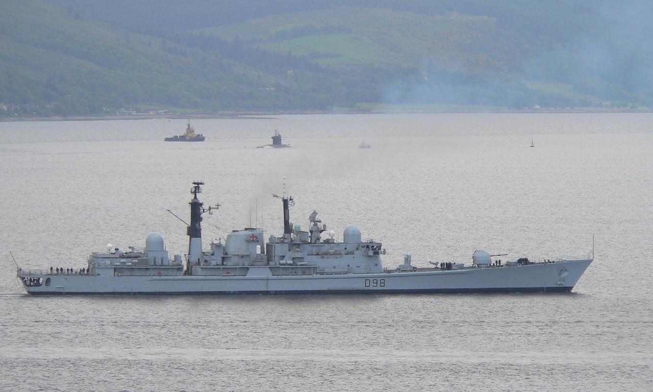 D-98 HMS YORK