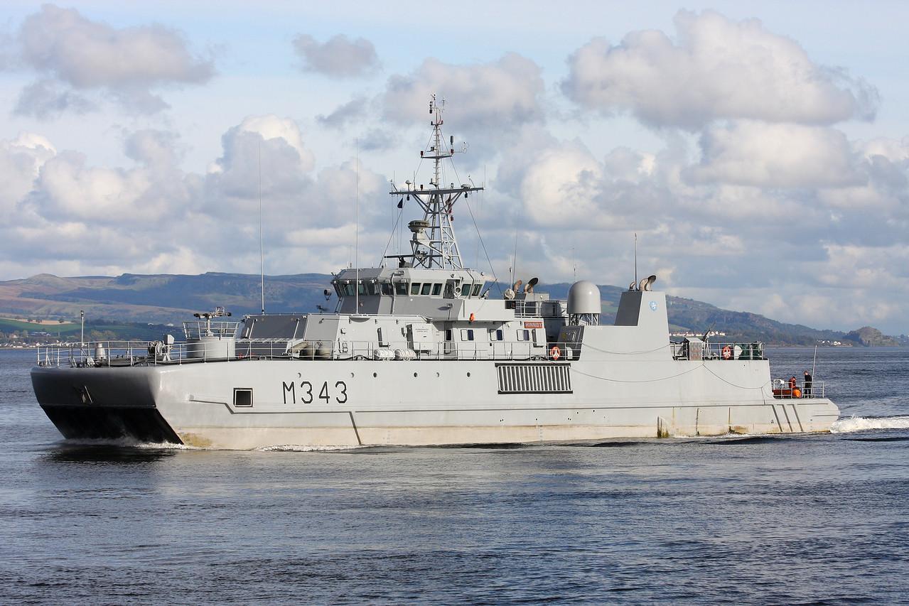 M-343 KNM HINNOY