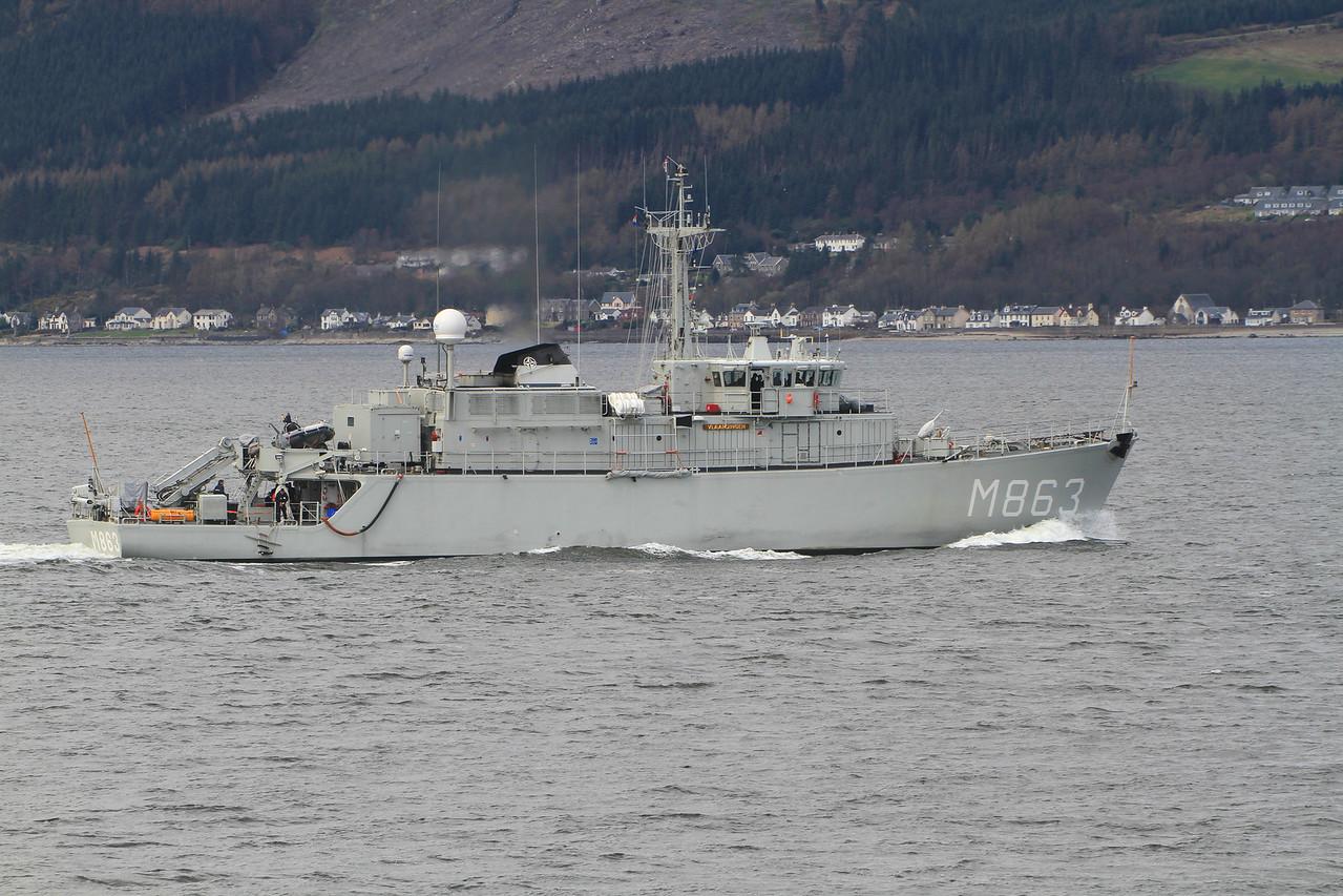 M-863 ZrMs VLAARDINGEN