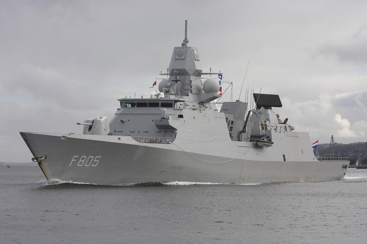 F-805 HrMs EVERTSEN