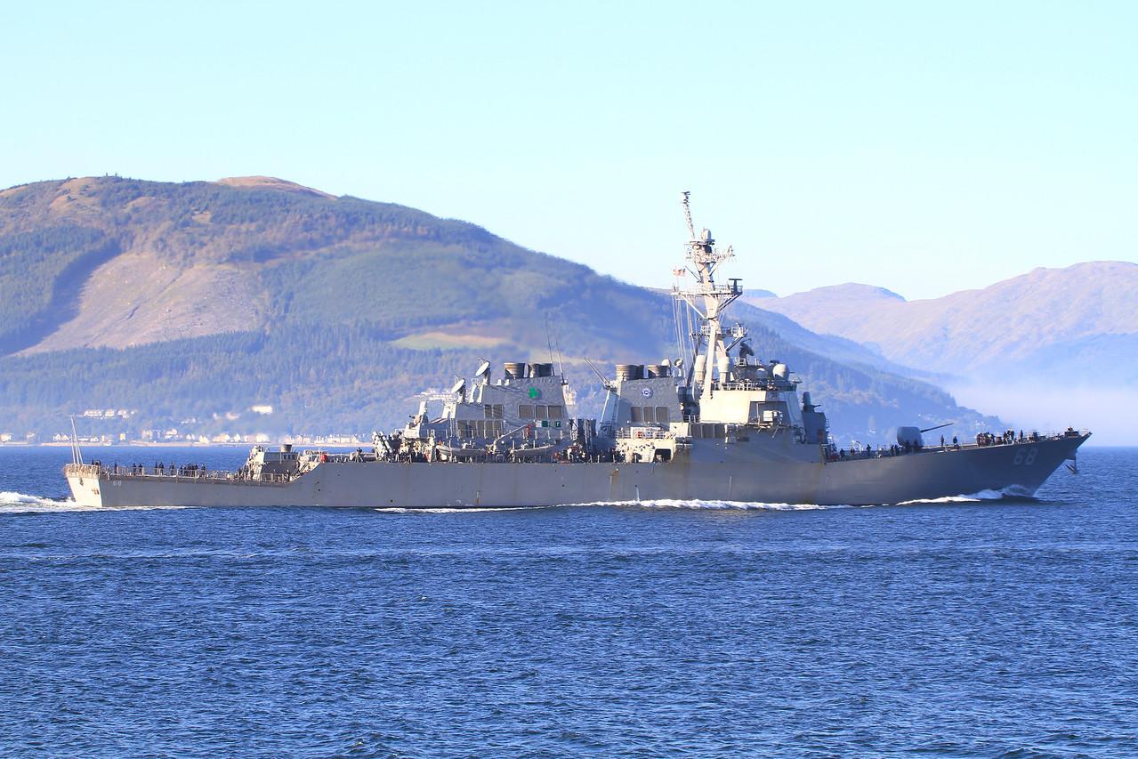 DDG-68 USS THE SULLIVANS