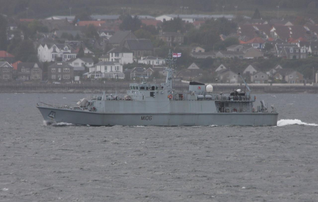 M-106 HMS PENZANCE