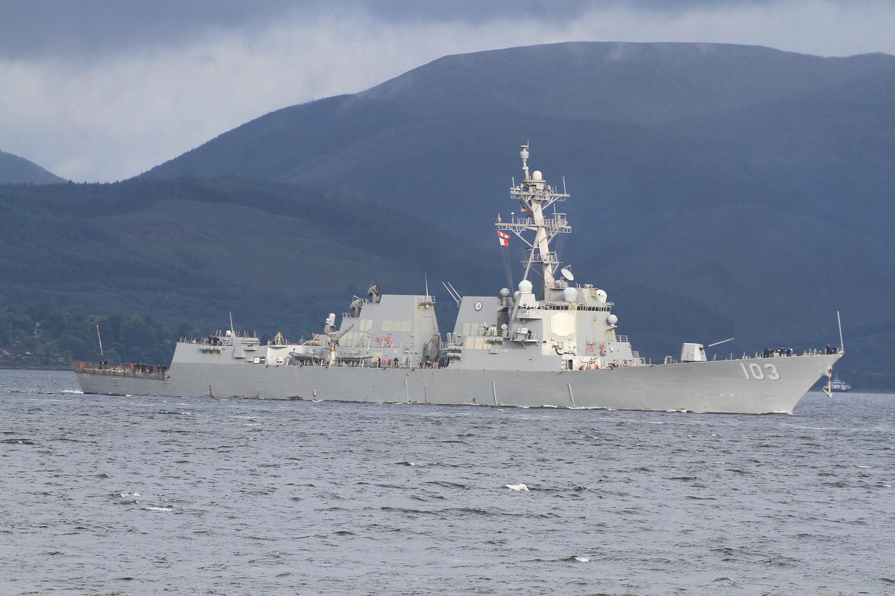 DDG-103 USS TRUXTUN