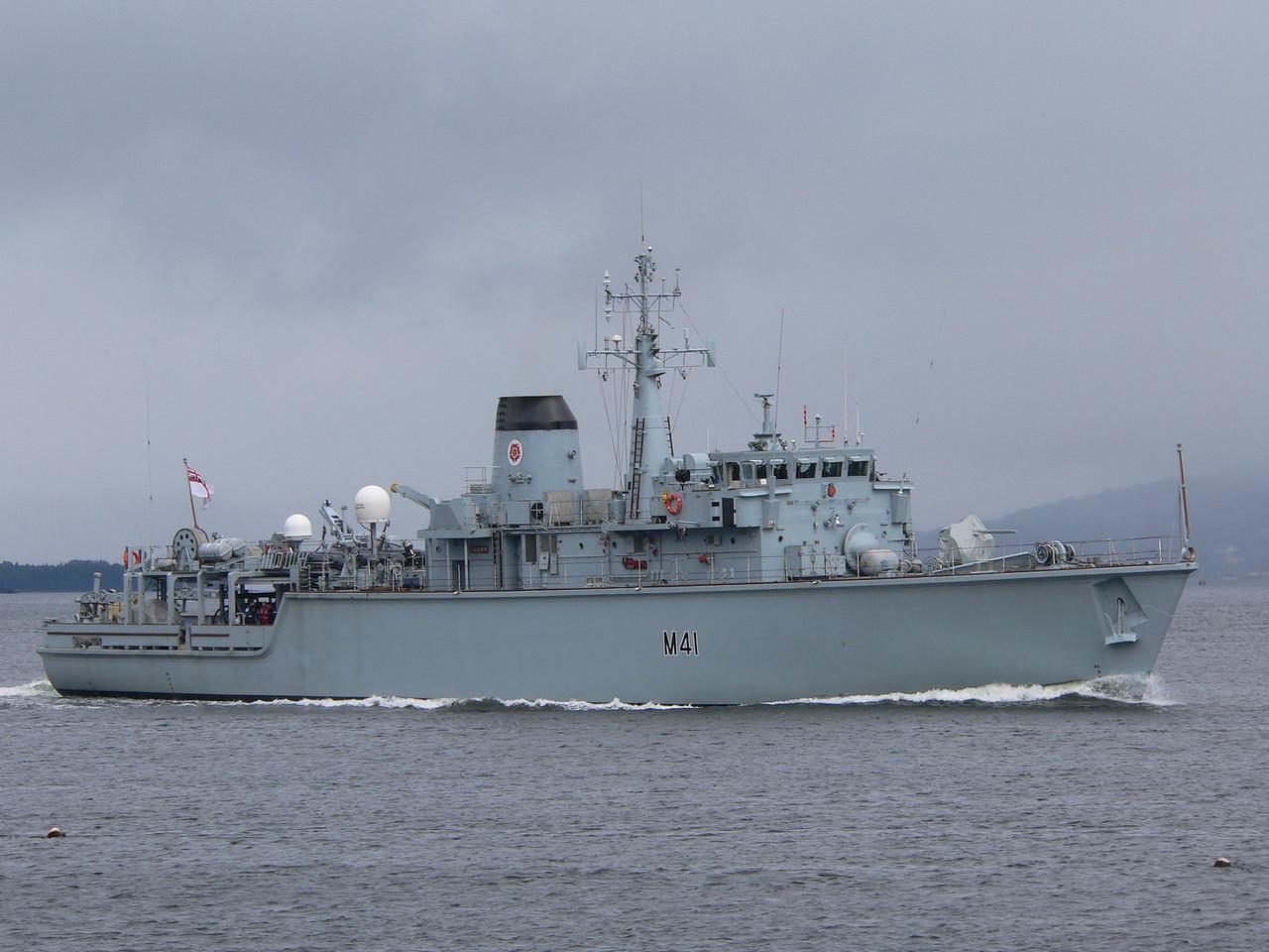 M-41 HMS QUORN