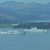 HMS Ark Royal & Tonnerre