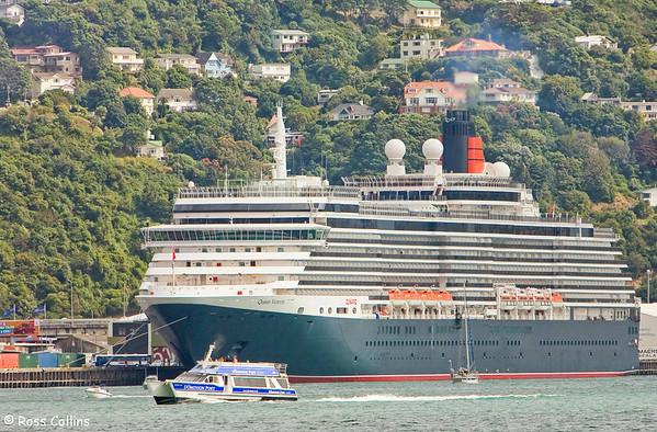 'MS Queen Victoria' 2008