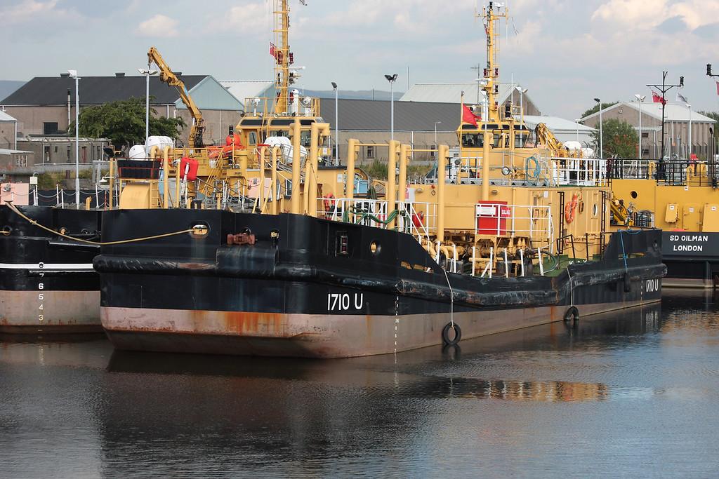 1710U , Greenock August 2012