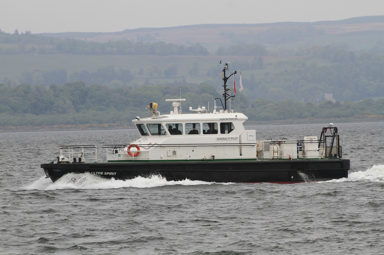 SD CLYDE SPIRIT
