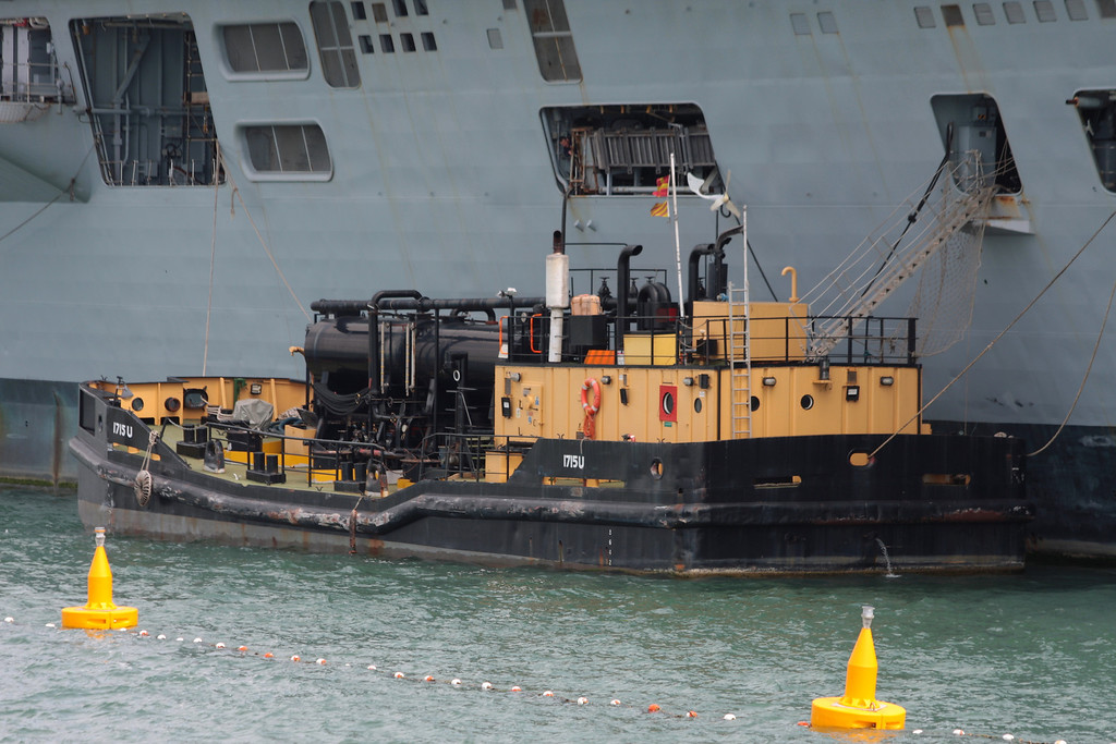 1715U, Portsmouth July 2012