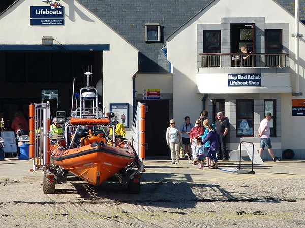 RNLI Beaumaris Lifeboat Station - September 11, 2016