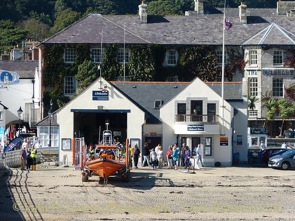 RNLI Beaumaris Lifeboat Station - September 11, 2016