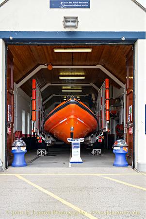 RNLI Beaumaris Lifeboat Station - May 01, 2017