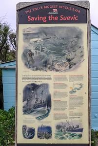 RNLI Lizard, Polpeor Cove Lifeboat Station, Cornwall -May 28, 2014