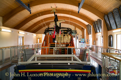 RNLI Moelfre Station, Anglesey, Wales - April 28, 2018