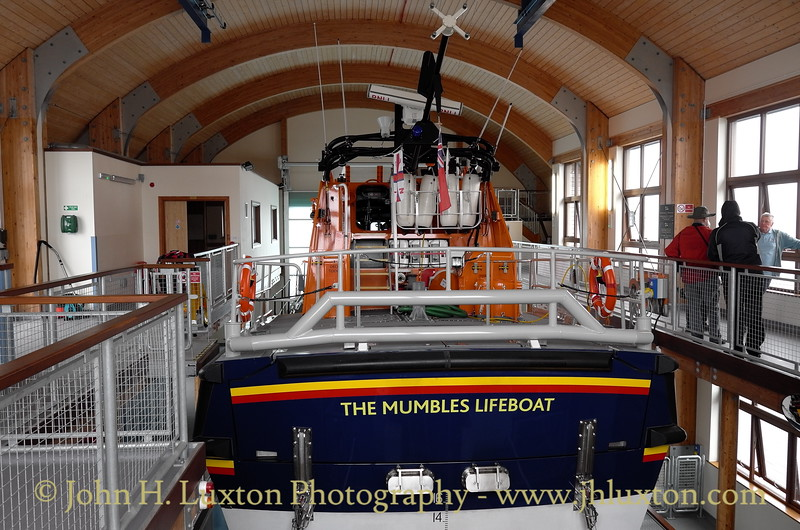 RNLI Mumbles Lifeboat Stations - August 24, 2015