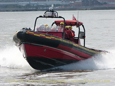 Mersey Fire and Rescue - Mersey Fire 1 - August 24, 2014