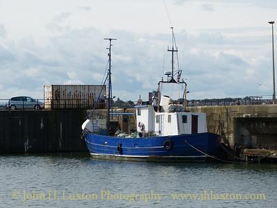 Sandon Dock, August 24, 2014
