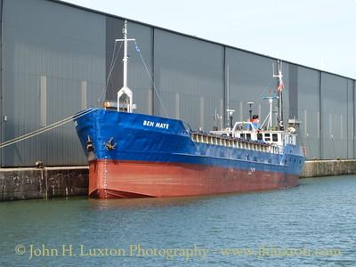 BEN MAYE at Huskisson Dock, August 24, 2014