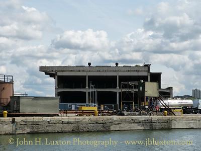 Huskisson Dock Warehouses - August 24, 2014
