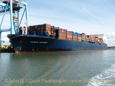 ATLANTIC COMPANION at Seaforth - August 23, 2014