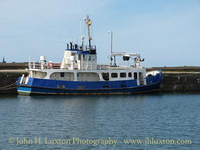 Sandon Dock - August 24, 2014