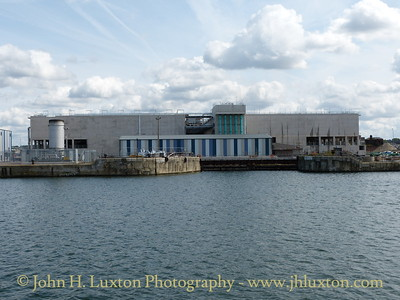 Wellington Dock Sewage Treatment Works - August 24, 2013