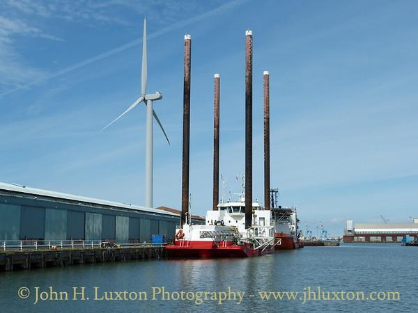 Langton Dock - August 24, 2014