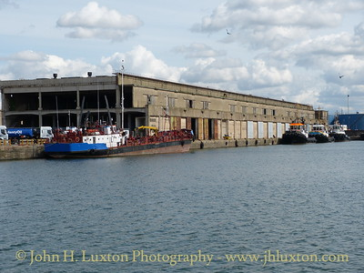 Huskission Dock - August 24, 2014